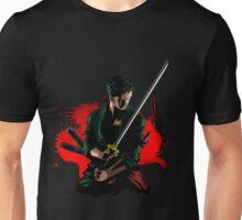 Zoro Swordsman Unisex T-Shirt