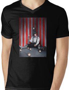 Circus Spaceboy Mens V-Neck T-Shirt