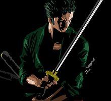 Zoro Sword Master by Cifer69