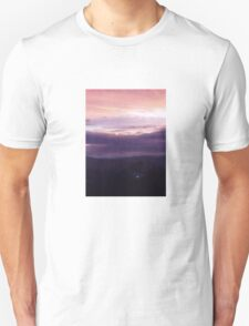 Sunrise Over the Columbia River #10 T-Shirt