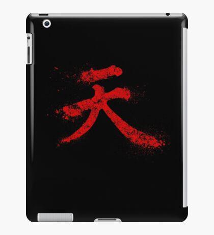 Akuma Kanji iPad Case/Skin