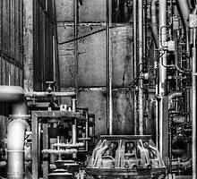 Power Plant II by Ron Neiger