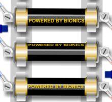 Powered by Bionics Sticker