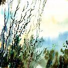 Reaching The sky by Anil Nene
