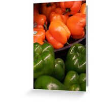 Spicy One Greeting Card