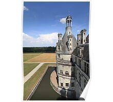 Château de Chambord - France  Poster