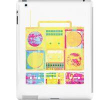 TAPEDECK iPad Case/Skin