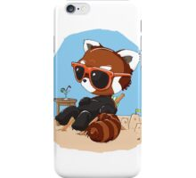 Beach Bum Panda iPhone Case/Skin