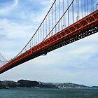 So Many Bridge Views...Here's One More! by pat gamwell