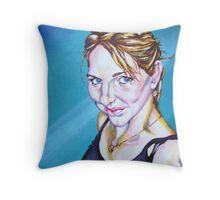 Britta Throw Pillow