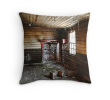 The Room Throw Pillow