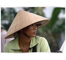 Vietnam - Mekong Delta - World's people Poster
