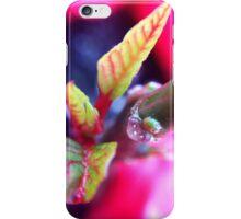 Macro Pink iPhone Case/Skin