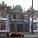 Inde - Darjeeling दार्जिलिंग by Thierry Beauvir