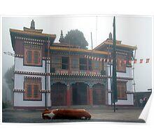 Inde - Darjeeling दार्जिलिंग Poster