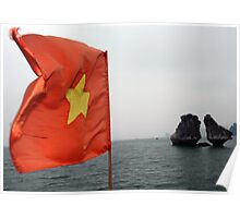 Vietnam - Along Bay Poster