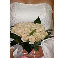 bridal beauty Photographic Print
