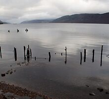 Loch Ness  by Scott  Andrew