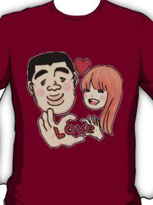 Ore mongatari - love T-Shirt