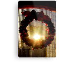 Corporate Christmas Metal Print