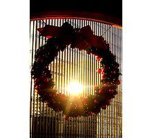 Corporate Christmas Photographic Print