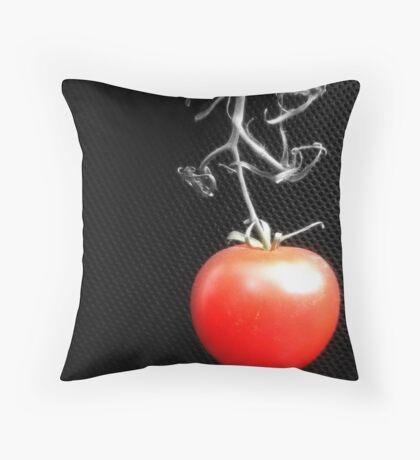 ...Tomatoe... Throw Pillow