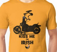 Kiss me I'm Celty Unisex T-Shirt