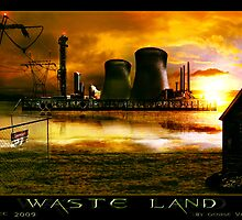 Waste Land by SuperSprayer