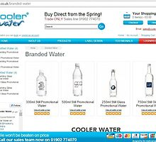 Coolerwater Promotional Branded Water by brendanxy19