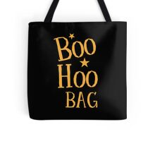 BOO HOO Bag (Anti-Halloween funny design) Tote Bag