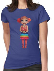 Arwen Womens Fitted T-Shirt