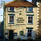The Black Bull - Middleham by Trevor Kersley