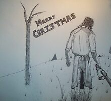 Merry Christmas by Anthony Chicco
