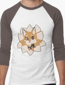 Kitsune star Men's Baseball ¾ T-Shirt