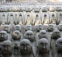 Buddha's by jcjimages