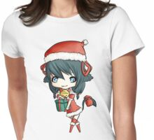christmas 2OO9 Womens Fitted T-Shirt