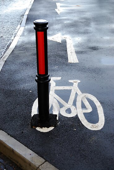 Oops Bike Lane!! by rorycobbe