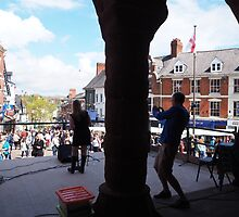 May Fayre in Ross on Wye by jayview