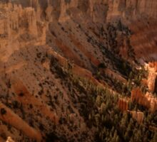 A Morning With Inspiration - Bryce Canyon ©  Sticker