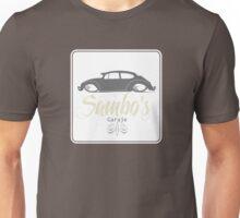 SAMBOS DUB OVAL Unisex T-Shirt