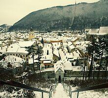 Winter Tale Brasov by Bogdan Ciocsan