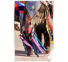 Elephant Ho... Ho... Ho... Poster