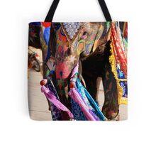 Elephant Ho... Ho... Ho... Tote Bag