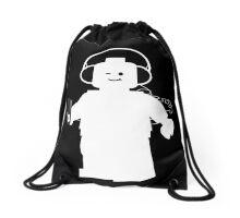 Minifig with Headphones & iPod Drawstring Bag