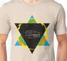 Galaxy of eternal Jurassic bones IV (four) Unisex T-Shirt