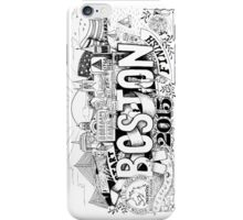 Boston Marathon 2015 iPhone Case/Skin