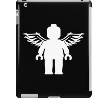 ANGEL MINIFIG iPad Case/Skin