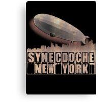 Charlie Kaufman's Synecdoche New York Canvas Print