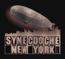 Charlie Kaufman's Synecdoche New York by OutlawOutfitter
