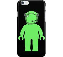 Banksy Style Astronaut Minifigure iPhone Case/Skin
